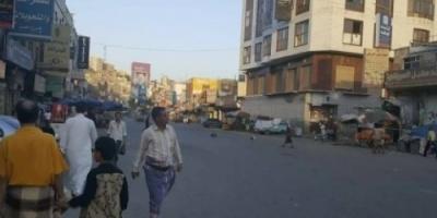اشتباكات عنيفة وقطع للشوارع بين مسلحين الإصلاح وكتائب أبو العباس ونجاة وكيل المحافظة من محاولة اغتيال بتعز اليمنية