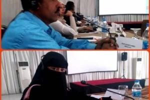 """جمعيتان من أبين تشاركان في """"سبل تحقيق السلام"""" بالأردن"""