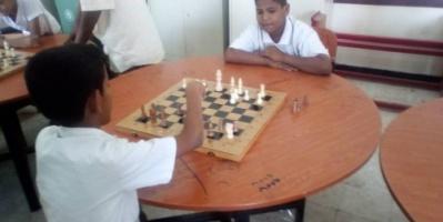 انتقالي العاصمة عدن يرعى بطولة ناشئي الشطرنج بدار سعد