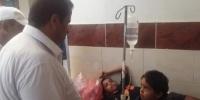 حالة وفاة جديدة لطفلة في ردفان بسبب الكوليرا
