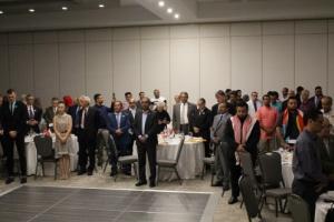 *حفل إفتتاح مكتب العلاقات الخارجية للمجلس الإنتقالي الجنوبي في كندا..*