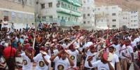 برعاية الرئيس الزُبيدي قيادة الانتقالي في حضرموت تدشن فعاليات مهرجان البلدة السياحي 2019