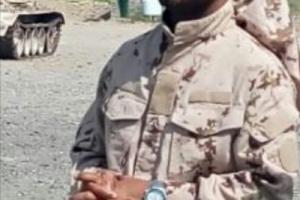 قائد الحزام الأمني :سنواصل حربنا على الارهاب واستئصاله وتطهير ارض الجنوب من هؤلاء القتلة