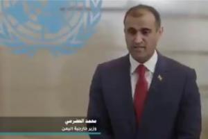 """وزير الخارجية اليمني الجديد يصيب """"اخوان اليمن"""" بصدمة كبيرة تعرف عليها.."""