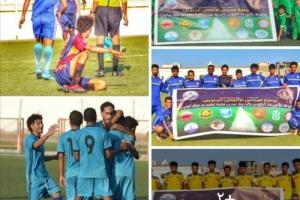 #برعاية_المجلس_الانتقالي_الجنوبي تأهل وحدة عدن والشعلة وشمسان الى الدور الثاني في بطولة كأس 14 أكتوبر لكرة القدم .