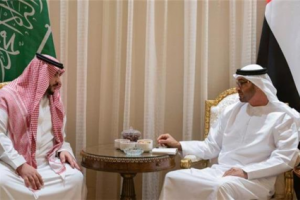 مسؤول سعودي لصحيفة فرنسية : هذان هما مهندسان #اتفاق_الرياض