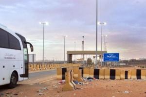 بن لغبر يكشف عن القوات التي تتسلم منفذ الوديعة ووادي حضرموت بعد اتفاق الرياض بين