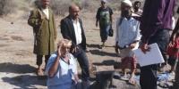 الضــالـع : الحريري يطلع على مشروع مياة مرفد ويشيد بالاهالي وقيادة الانتقالي