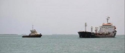 المليشيا الحوثية تفرج عن القاطرة البحرية رابغ 3