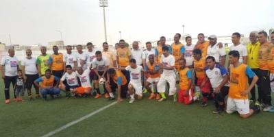 فريق نجوم ابين والضالع يتوج بطلا لأربعينية الفقيد المناضل عبدالله مانع صالح الشاعري