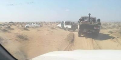 قوات الحزام الامني تترصد لحركة مليشيا الاصلاح في زنجبار