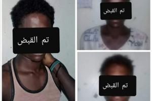 القبض على نازحين من الحديدة حاولو اختطاف فتاتين في عدن