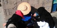 تدشين حملة التحصين ضد شلل الأطفال بمقاطرة لحج .