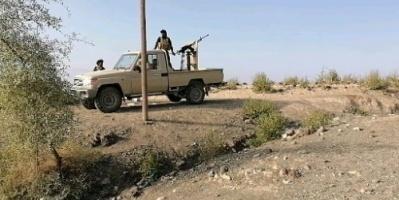 مقتل ٣ حوثيين واصابة ٦ في قصف مدفعي شمال قعطبة بالضالع .