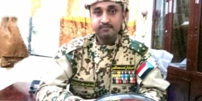 العقيد الغبس قائد اللواء الرابع حزم قاهر الحوثيين وحلفائهم الإصلاحيين