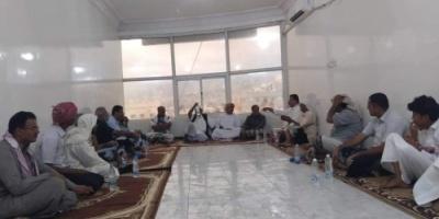 عاجل / مشائخ ومقادمة حضرموت في اجتماع هام للرد على اعتداءات قوات الاحمر بالوادي