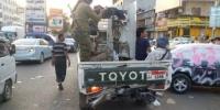 الحزام الامني يعقب على خبر عودة الدراحات النارية، في الشيخ عثمان
