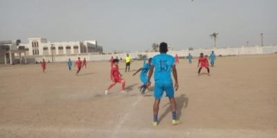 في بطولة الوفاء لجرحى الجنوب.. الحسيني يتغلب على طليعة لحج بهدفين مقابل هدف