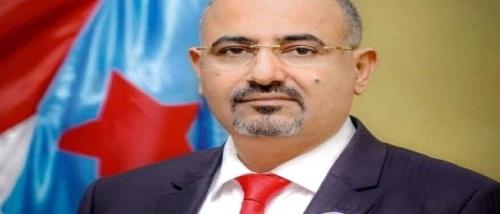 الرئيس الزُبيدي يُعزّي في وفاة العميد صالح عسكر