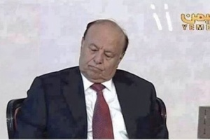 مصادر دولية:  حالة من الغموض تلف مصير الرئيس اليمني ونائبة وهو من امر بالهجوم على عدن