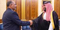 الزبيدي: يؤكد في تصريحه على متانة العلاقة الأخوية التي تربط شعبنا الجنوبي وقيادة وشعب المملكة العربية السعودية الشقيقة