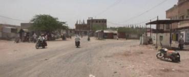 لليوم الثاني.. قصف مدفعي حوثي على حيس
