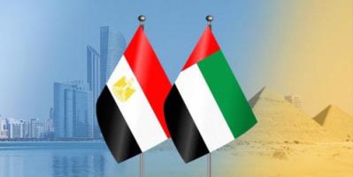 الإمارات: نقف مع مصر في حماية أمنها واستقرارها