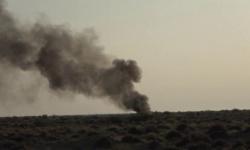 مصدر يكشف عن أسباب الانفجارات التي هزت شقرة ظهر اليوم