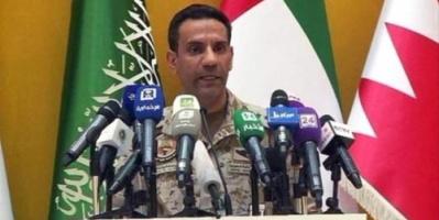 المتحدث باسم تحالف: يعلن تعمد النظام الإيراني إعطاء الميليشيات صواريخ نوعية لتقويض الأمن الإقليمي