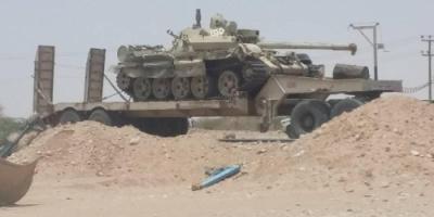 تعزيزات عسكرية تابعة للمليشيات الإخوانية تصل شبوة