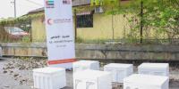 الهلال الأحمر الإماراتي ينفذ مشروع توزيع الأضاحي على الأسر العربية واليمنية في ماليزيا