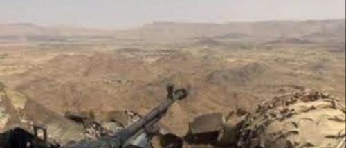 القوات الجنوبية تحبط محاولة تسلل حوثية بالضالع