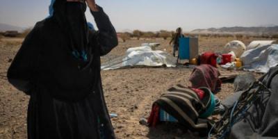 الهجرة الدولية: نزوح 8 آلاف شخص من مأرب خلال أسبوعين