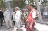 اللواء عسكر يتفقد معهد تأهيل قادة القوات البرية في صلاح الدين