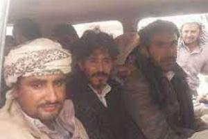 خيانة جديدة للإصلاح في مأرب وطعنة غادرة للقبائل.. تهريب ٣١ حوثي بينهم قيادات