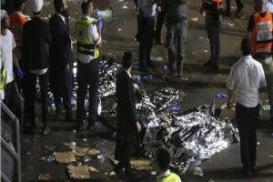 ارتفاع ضحايا حادث التدافع في إسرائيل لـ194 شخصًا