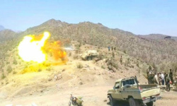 القوات الجنوبية شمال الضالع.. صمود وبسالة تحطم آمال الفرس (تقرير)