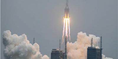 الخارجية الصينية تطمئن العالم بشأن «الصاروخ الطائش»