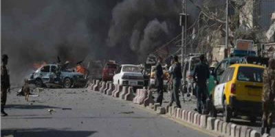 عشرات القتلى والجرحى في انفجار حافلة جنوب شرق أفغانستان