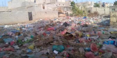 شكاوى من تكدس القمامة خلال العيد بجعار