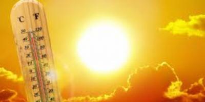 درجات الحرارة المتوقعة اليوم الأحد على العاصمة عدن وعدد من المحافظات