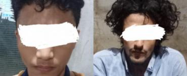 بعد القبض عليهما..أمن لحج يبدأ استجواب قاتلي الشاب ربيع