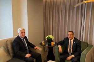 الخبجي للسفير الروسي: لن يسمح الانتقالي بتمرير اي مشاريع سياسية تتجاوز تطلعات شعب الجنوب