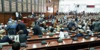 جلسة برلمان الحوثي تتحول لمهرجان شتم وسب بين البرلمانيين