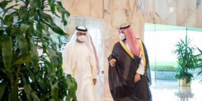 محمد بن زايد: الشراكة بين الإمارات والسعودية قوية ومستمرة