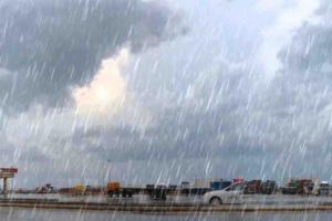 الأرصاد يحذر من هطول أمطار غزيرة على 6 محافظات
