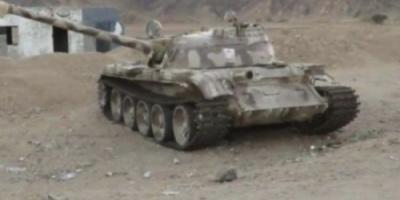 شبوة.. مليشيا الشرعية تخلي 5 مناطق للحوثي ببيحان