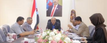 برئاسة الكثيري..الهيئة الوطنية للإعلام الجنوبي تعقد إجتماعها الدوري